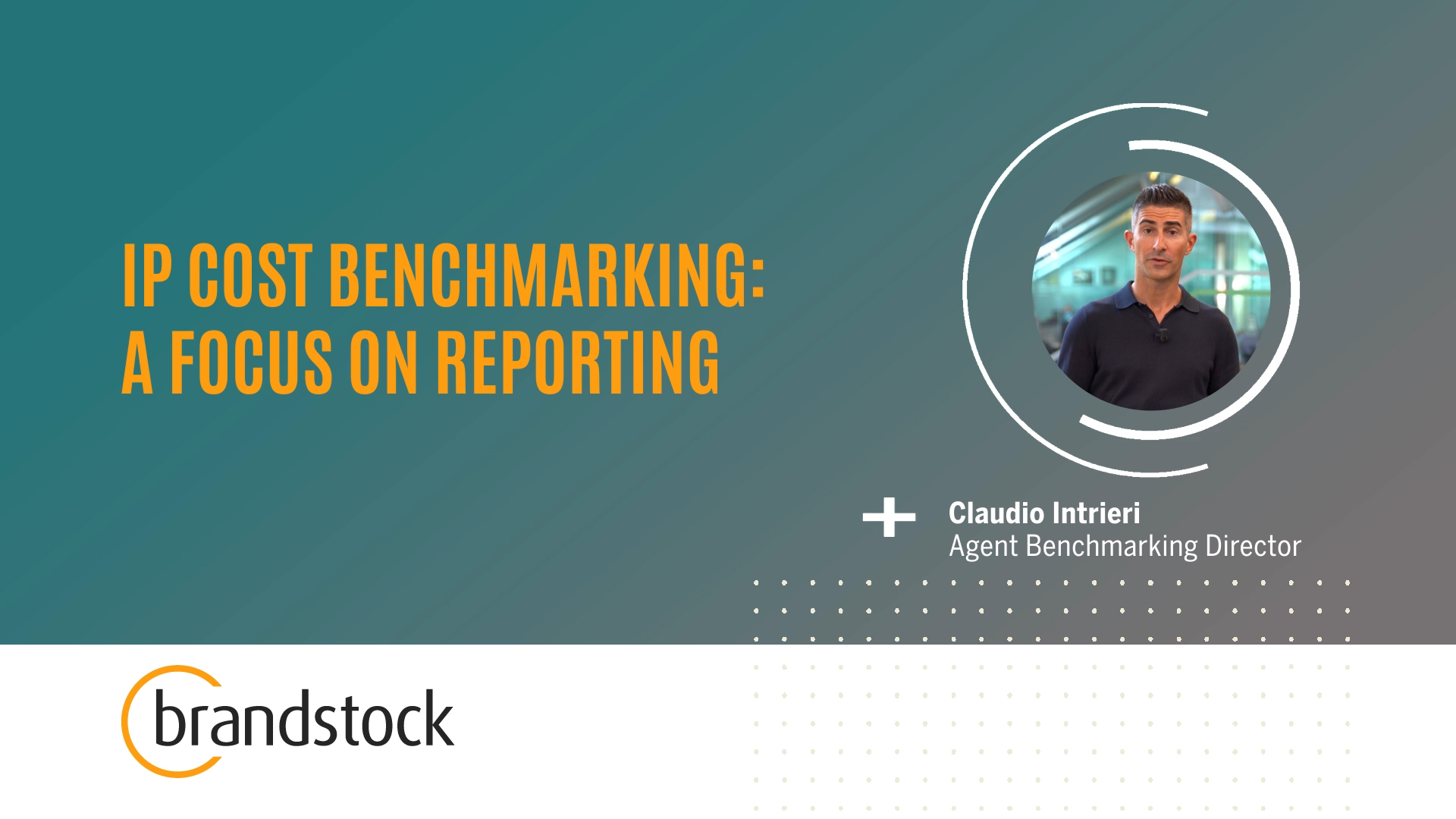 IP cost benchmarking