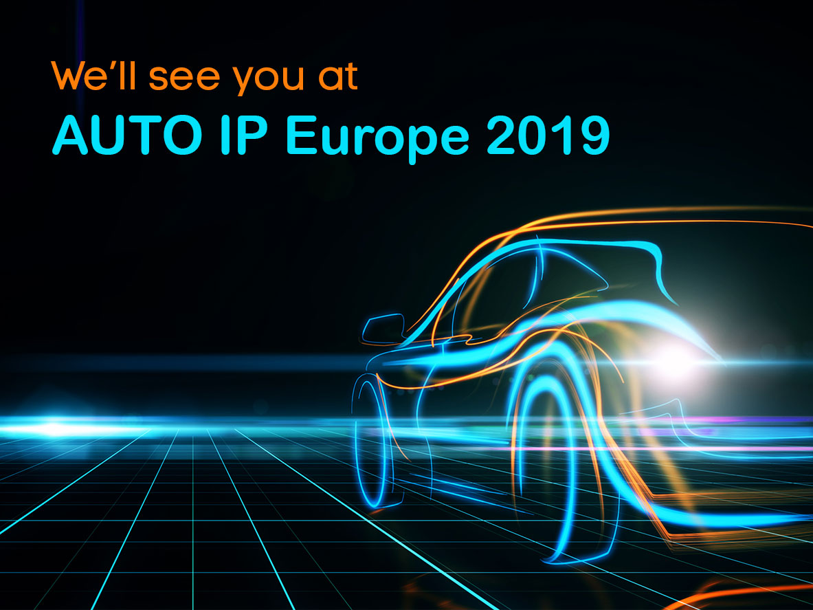 We'll See You at Auto IP