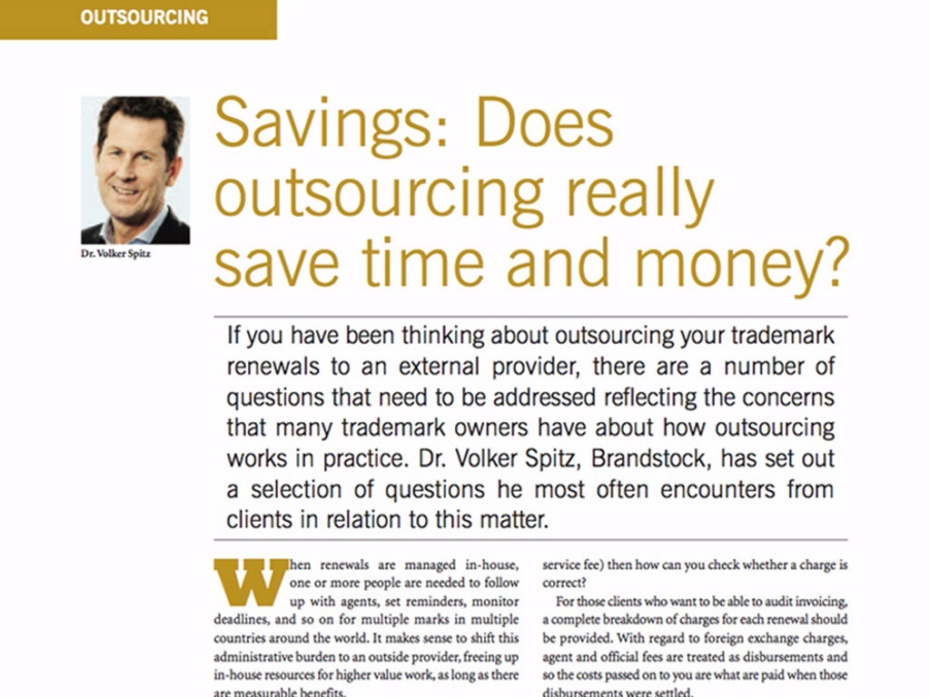 Savings: does outsourcing really save time and money?